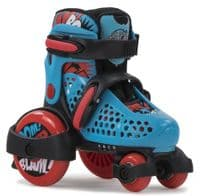 SFR Stomper Adjustable Quad Skate